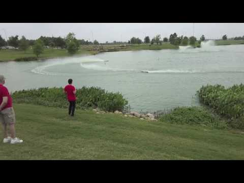 fast electrics T offshore race 1 at cross creek lakes