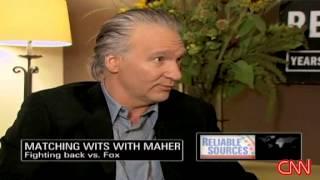 Bill Maher Interview by CNN