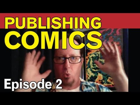 Publishing Comics Blog, Ep. 2, with Gary Scott Beatty: Networking Works!