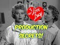 I Love Lucy!-- First Episode Behind the Scenes Secrets/Details!