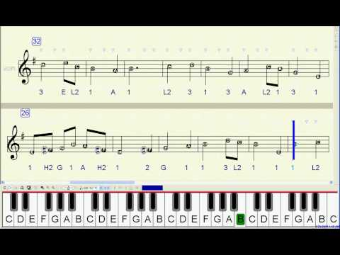 davy jones theme piano pdf