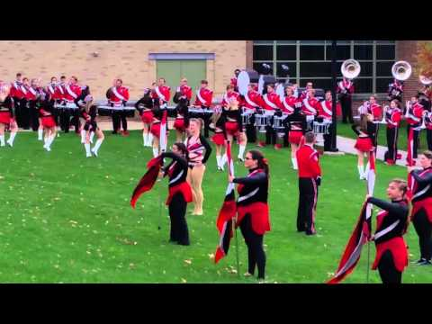 Youngstown State Marching Pride @ Icebreaker - Fight Song