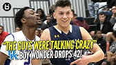 &quotThe Guys Were TALKING CRAZY&quot KENTUCKY commit Tyler Herro scores 42 Points! Full Highlights!
