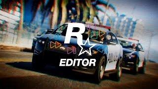 Mini Animação - Testando o Editor Rockstar ( 60FPS )