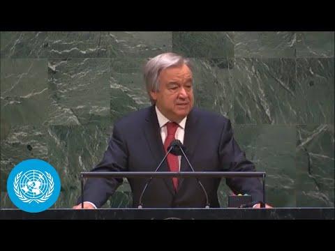 António Guterres secures second term as UN Secretary-General