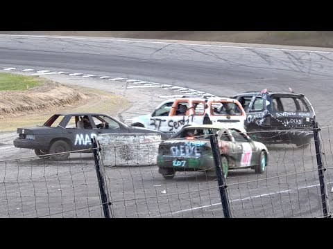Donut Dash Racing At Day Of Destruction 2017