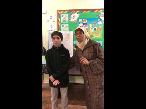 Al Aqsa Islamic Academy 6th Grade Project on Prophet Musa's Birth and Life - Part 1