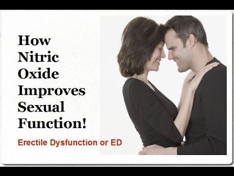 Men's sexual function may benefit