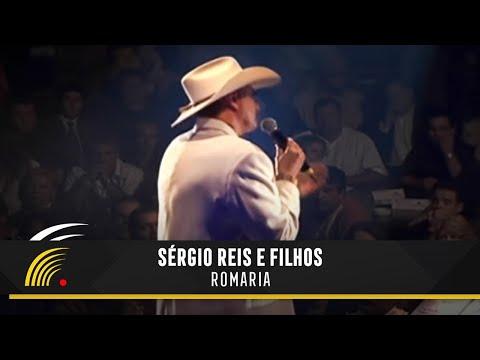 Sergio Reis & Filhos - Romaria - Barretos 50 Anos de Rodeio