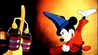 映画「Fantasia-The Sorcerers Apprentice-」(ファンタジア~魔法使いの弟子~)ディズニー(Disney)