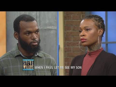 """I Just Want To See My Son!"" (The Steve Wilkos Show)"