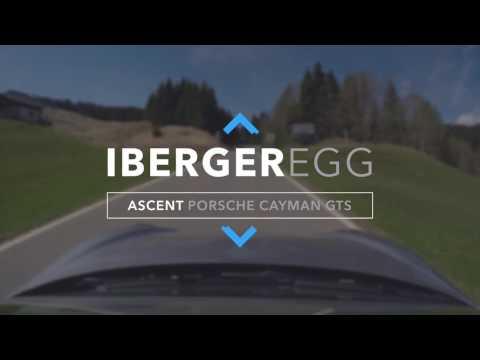 Ibergeregg - Ascent - Porsche Cayman GTS