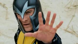 "X-Men First Class ""Never Again"" 2011 official movie trailer cl…"