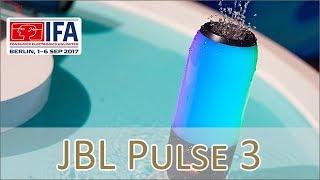 JBL Pulse 3 - beleuchteter Lautsprecher
