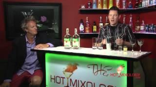 Purvak Midnight Cooler Cocktail