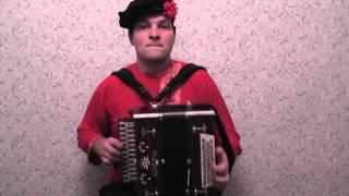 8 песен за 5 минут(http://www.baianist.ru Гармонист Владимир Бутусов играет на Горьковской гармони. Несколько отрывков из популярных..., 2013-01-02T17:47:05.000Z)
