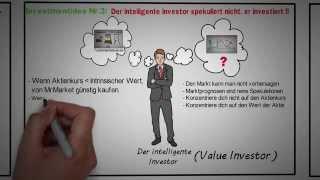 Intelligent investieren - Der intelligente Investor von Benjamin Graham, Value Investing