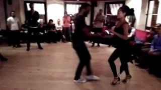 Cours Salsa Portoricaine Intermédiaire par Nadège & Wood au Café du Temple - 05/12/2016