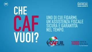 Spot CAF UIL - 730 2018