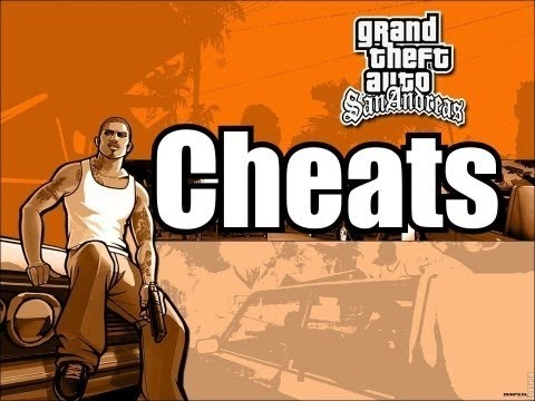 GTA San Andreas Cheat Codes For [PC, PS2, Xbox & Mobile]