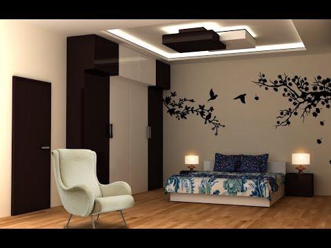 3Ds Max 2018 Bedroom DesignTutorial  Vray Render + Photoshop Part 1
