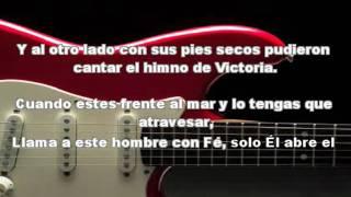 Himno de Victoria - Danny Berrios - KARAOKE