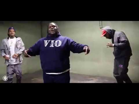 Slim 400 & Pacman Da Gunman - Drama (feat. Gi Joe OMG) [Official Music Video]