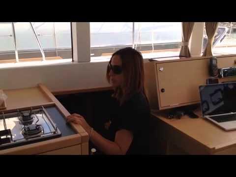 Führung durch unsere Marelia (CNB Lagoon 39)