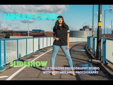 Urban Cool PhotoShoot Slideshow  Sony A7rii, Zeiss Batis 85mm, Rotolight Neo 2