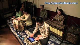 Gambar cover Embat-embat Penjalin played with Gamelan iLands iPhone / iPad App by Lambangsari