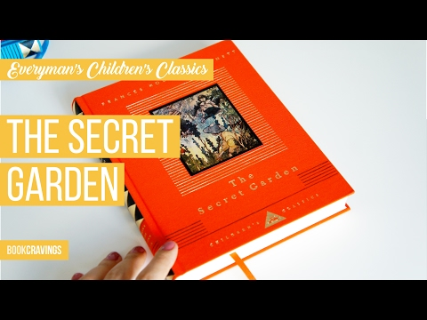 The Secret Garden - Introducing Everyman's Library Children's Classics