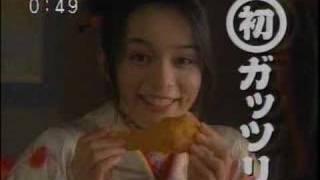 加藤ローサ ケンタッキーCM お正月バージョン.