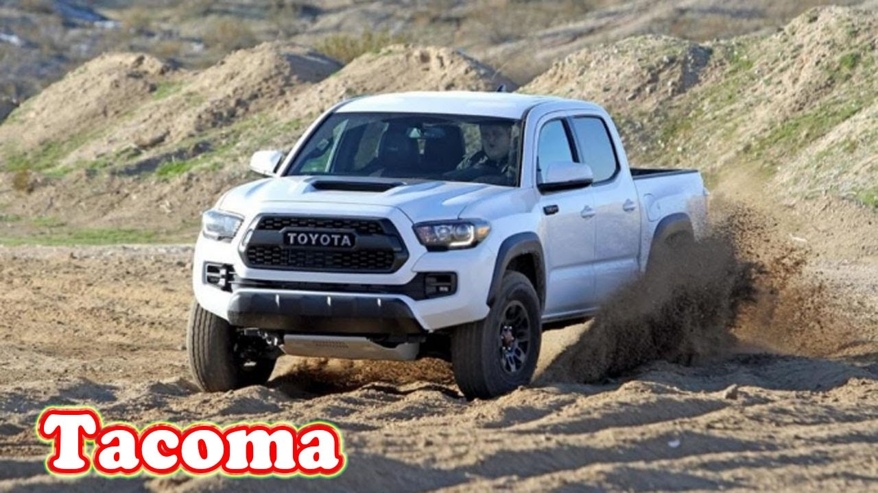 2021 Toyota Tacoma Diesel Price, Design and Review