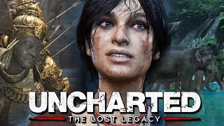 НАШЛИ ТАЙНЫЙ ГОРОД БЕЛУР - Uncharted: The Lost Legacy #5