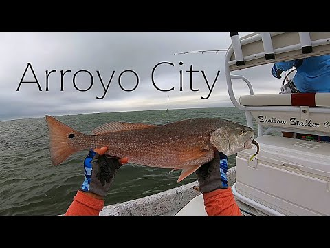 Drifting For Reds And Speck In Arroyo City