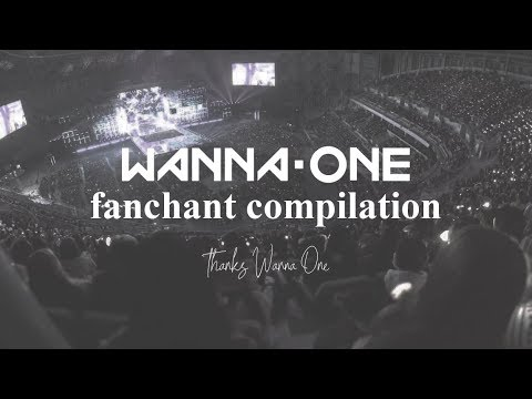 WANNA ONE FANCHANT COMPILATION! AMAZING WANNABLE! [Rom/Eng]