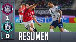 Mazatlán 1-0 Pachuca | Resumen | Jornada 4 | Guardianes 2021