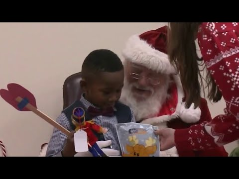Temple - 5 Year Old Invites Entire Class To His Adoption Ceremony