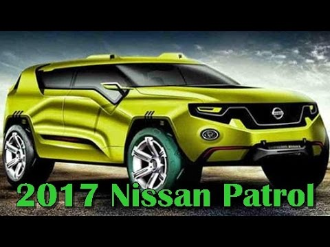 2017 nissan patrol picture gallery youtube. Black Bedroom Furniture Sets. Home Design Ideas