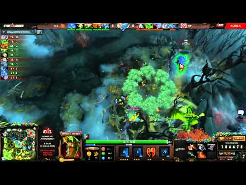 5inqNP vs Monkey Spanners, Star Series Korea Day 6 Game 5