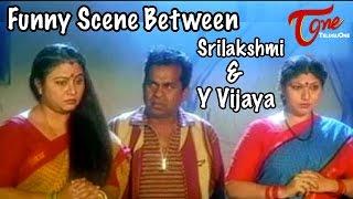 Video Vamsodharakudu Comedy Scenes || Funny Scene Between Srilakshmi  & Y Vijaya download MP3, 3GP, MP4, WEBM, AVI, FLV Agustus 2017