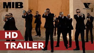 Muži v černém: Globální hrozba (2019) HD trailer #2 | CZ dabing