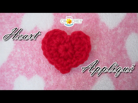 Heart floral label includes both applique and stitched u blasto stitch