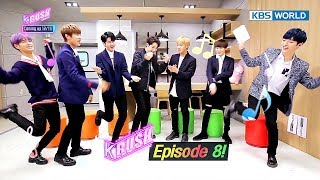 KBS World Idol Show K-RUSH Season2 - Ep.8 Wanna One Part2