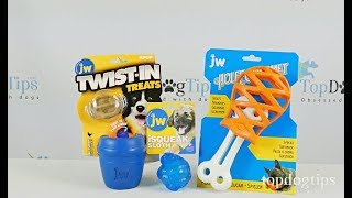 JW by Petmate Dog Toys Review