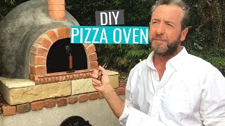 DIY Wood Fired Pizza Oven Build (Ireland)