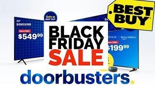 Best Buy Black Friday Doorbuster Deals 2019
