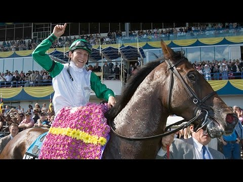 June 24, 2007: Canadian becomes first female to win the Queen's Plate