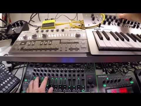 Nine Inch Nails - Came Back Haunted (Acid Hardware Remake)
