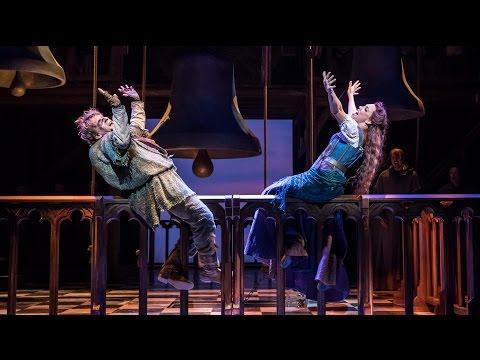 Disneys DER GLÖCKNER VON NOTRE DAME - Die Premiere im Stage Theater des Westens